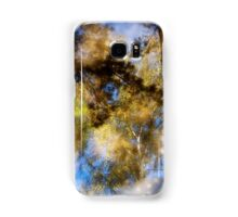 Tree reflection in the pool Samsung Galaxy Case/Skin