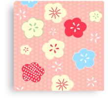 Tokyo Blossom [20x20 edition] Canvas Print