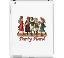 Party Hard iPad Case/Skin