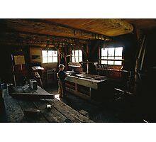 Lille carpenter Photographic Print