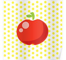 Ringo Red Delicious [30x30 edition] Poster