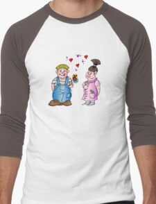 Big Love Men's Baseball ¾ T-Shirt