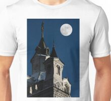Old Russian style little towers Unisex T-Shirt