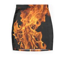 Fire Mini Skirt