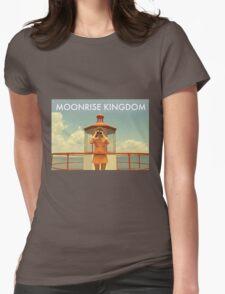 Moonrise Kingdom Womens Fitted T-Shirt