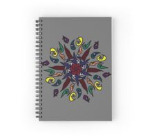 Circle of Life Spiral Notebook