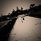 The Road From Angkor Wat by David Henderson