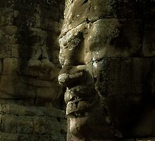 Bayon Gods by David Henderson