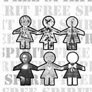 paper dolls by theArtoflOve
