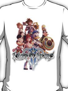 Kingdom Hearts II  T-Shirt