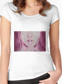 SILENCE Women's Fitted Scoop T-Shirt