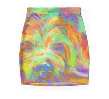 Dog Matze Mini Skirt
