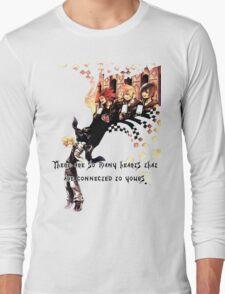 Kingdom Hearts Roxas memory Long Sleeve T-Shirt