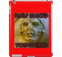 Half Blood iPad Case/Skin