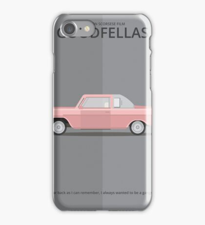 Goodfellas - Vehicle Inspired Print iPhone Case/Skin