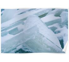 Fresh Ice Poster