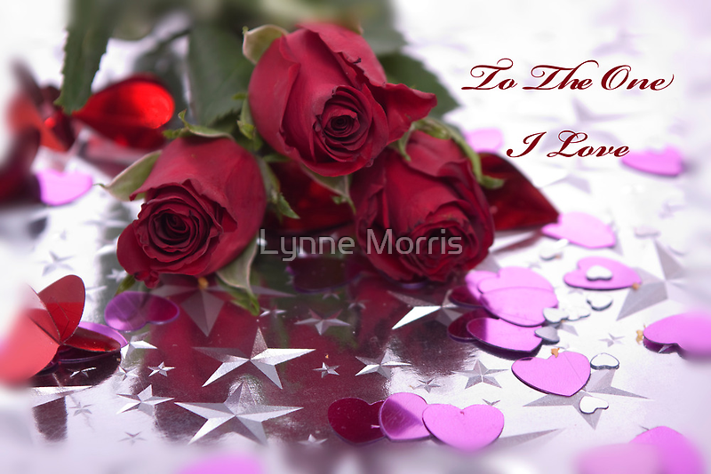 To The One I Love by Lynne Morris