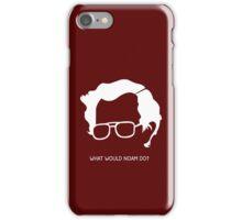Noam Chomsky iPhone Case/Skin