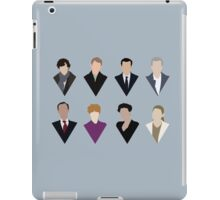 Sherlock and 'Friends' iPad Case/Skin