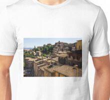Sienese Rooftops Unisex T-Shirt