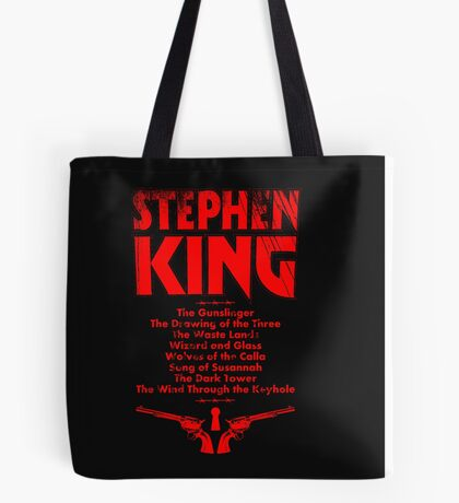The Dark Tower Series Tote Bag