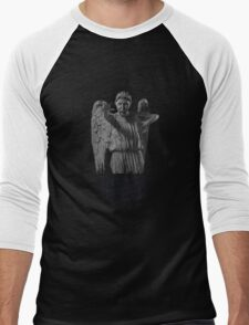 Dont Blink Men's Baseball ¾ T-Shirt