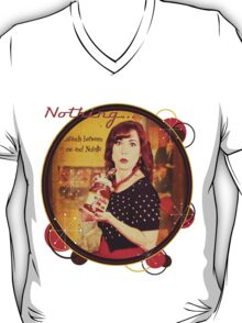 Nothing...stands between me and Nutella T-Shirt