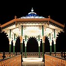 The Victorian Bandstand ~ Brighton by Alixzandra
