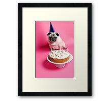 Happy Birthday Honey Framed Print