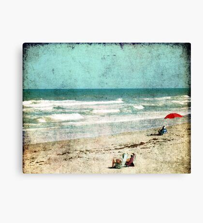 Summertime... Canvas Print
