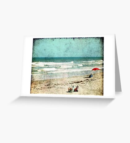 Summertime... Greeting Card