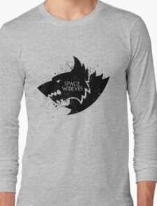 Fenris Remembers (Space Wolves) Long Sleeve T-Shirt