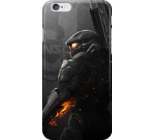 Halo 4 Master Chief T-Shirt iPhone Case/Skin