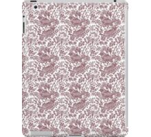 For Life (Muted Purple) iPad Case/Skin