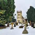 An English village church by relayer51