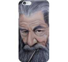 Listen to the Grey iPhone Case/Skin