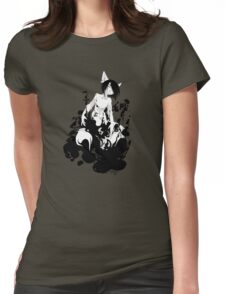 Crude Womens Fitted T-Shirt