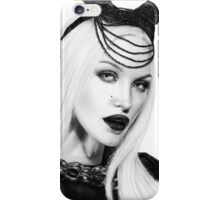 The Dame iPhone Case/Skin