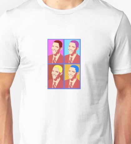 Obama -Pop Art Unisex T-Shirt