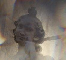 Argentic Alchemy Angels n°1 Sticker