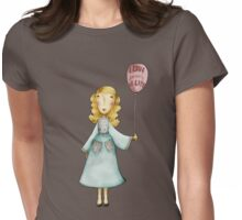Caroline Womens Fitted T-Shirt