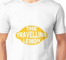 The Travelling Lemon Unisex T-Shirt