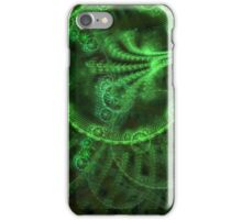 Green Gears iPhone Case/Skin
