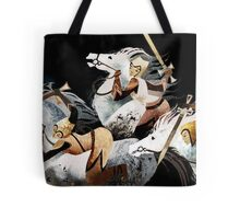 Three warriors Tote Bag