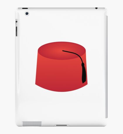 Fezzes Are Cool Now iPad Case/Skin