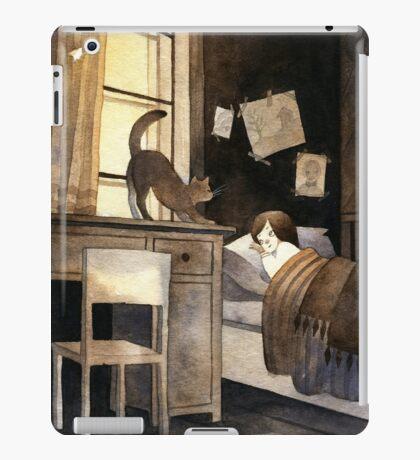 Autumn mornings iPad Case/Skin