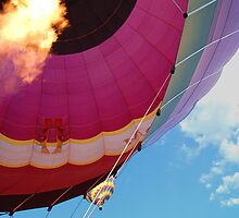Hot Air Rises by Terry Watts