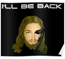 Jesus will be back Poster