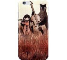 Midsummer Midnight Sonata iPhone Case/Skin