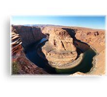 The Wild Colorado Canvas Print